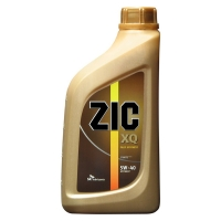 масло моторное zic xq sm/cf 5w-40 (1л)
