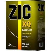 масло моторное zic xq sm/cf 5w-40 (4л)