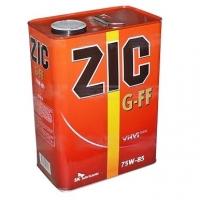 масло трансмиссионное zic g-ff 75w-85 (4л)