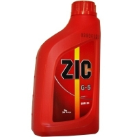 масло трансмиссионное zic g-5 80w-90 (1л)