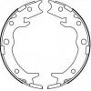 Фото колодки стояночного тормоза ate 03.0137-0442.2 колодки ручника