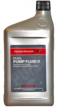 масло трансмиссионное honda dpf-ii (1л)