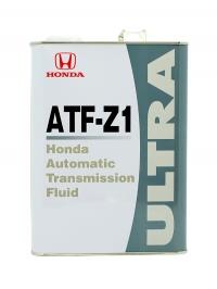 масло трансмиссионное honda ultra atf z-1 (4л)
