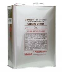 масло трансмиссионное toyota atf t-iv (4л)