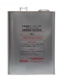 масло трансмиссионное toyota atf ws (4л)