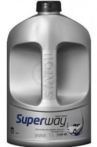 масло моторное statoil superway sl/cf 10w-40 (4л)
