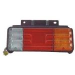 Фото фонарь задний mazda titan '84-'99 (216-1927) 3-х цветный правый стоп-сигнал