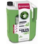 Фото антифриз totachi niro long life coolant -50°c (green) 4 литра охлаждающая жидкость