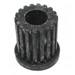 Фото втулка рессоры резиновая nissan vanette (16x30 h38) втулки и сайлентблоки