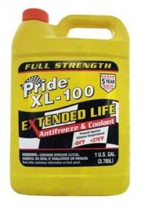 антифриз pride xl -100 концентрат, оранжевый (1 галлон=3,785 л)