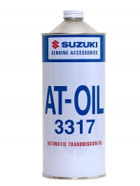 Фото масло трансмиссионное suzuki at-oil 3317 (1л) трансмиссионное масло