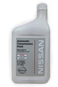 масло трансмиссионное nissan atf matic d (0,946л)