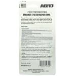 Фото бандаж глушителя abro exhaust system repair tape (w50 * l1016 mm) er-400 ремонтные и профилактические