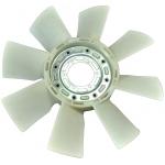Фото крыльчатка радиатора  охлаждения ad-f064 крыльчатки