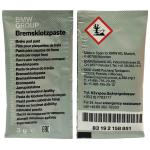 Фото смазка тормозного суппорта bmw group 83 19 2 158 851 (3g) смазки автомобильные