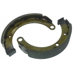 Фото колодки стояночного тормоза cac friction fn-6600 (k-600) колодки ручника