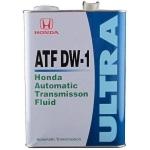 Фото масло трансмиссионное honda ultra atf dw-1 (4л) трансмиссионное масло