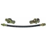 Фото тормозной шланг horse brake hose mh-033212 - mitsubishi canter задний. тормозные шланги