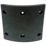 Фото тормозная накладка (половина) ibk t320-1350. 1 шт колодки барабанные