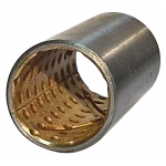 Фото втулка рессоры металлическая isuzu (25x30x68) втулки и сайлентблоки