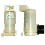 Фото мотор стеклоомывателя jmc 8-97855-139-0 (isuzu 24v) электрика