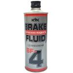 Фото тормозная жидкость dot-iv kyk brake fluid bf-4 (0.5 л) тормозные жидкости
