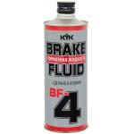 Фото тормозная жидкость dot-iv kyk brake fluid bf-4 (1л) тормозные жидкости