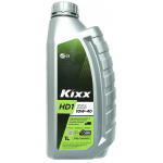 Фото масло моторное gs oil kixx hd1 ci-4/sl 10w-40 fully synthetic (1l) моторные масла