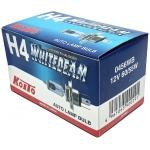 Фото лампа h4 koito whitebeam 0456wb p43t-38 (12v 60/55w) лампы автомобильные