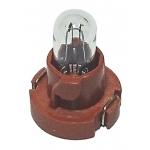 Фото лампа koito e1543 t3 28v 40ma - панели приборов лампы автомобильные