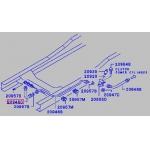 Фото шланг главного цилиндра сцепления mitsubishi canter «sb-horse mc113127» шланги цилиндров сцепления