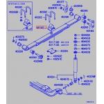 Фото отбойник рессоры (подушка) schmaco sms-5255 - mitsubishi canter, передний подрессорники и опоры