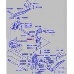Фото сайлентблок кабины zevs b-06-c6757 - mmc fuso me876757 втулки и сайлентблоки