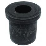 Фото втулка рессоры резиновая mitsubishi canter mb025153 (22x39.5 h46.5) (половинка) втулки и сайлентблоки