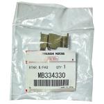 Фото фиксатор тормозной колодки mitsubishi mb334330 (1 шт) фиксаторы колодок