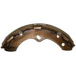 Фото колодка тормозная барабанная mitsubishi mc894596 (1 шт!) колодки барабанные