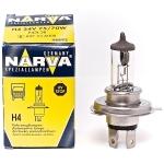 Фото лампа h4 narva 48892 p43t-38 (24v 75/70w) лампы автомобильные