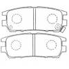 Фото колодки тормозные дисковые nibk pn-3280 (a-366) колодки дисковые