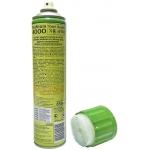 Фото очиститель салона (пенный, с щеткой) kolibriya profitom-4000 (650 мл) косметические средства