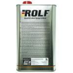 Фото масло трансмиссионное (акпп / гур) rolf atf iii (1l) трансмиссионное масло