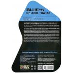 Фото масло моторное s-oil seven blue#5 cf-4/sg 10w-30 diesel (4л) моторные масла