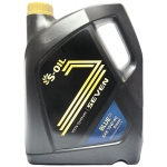 Фото масло моторное s-oil seven blue ci 10w-40 diesel (6л) моторные масла