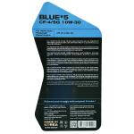 Фото масло моторное s-oil seven blue#5 cf-4/sg 10w-30 diesel (1л) моторные масла