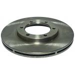 Фото тормозной диск sat st-mb295968 - mitsubishi canter (передний) тормозные диски