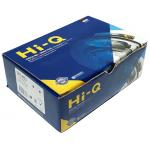 Фото колодки тормозные дисковые sangsin brake hi-q sp1485 (a-476) колодки дисковые