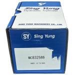 """Фото тормозной цилиндр рабочий sing yung mc832586 1-3/8"""" f.rh.f - mitsubishi fuso передний правый цилиндры тормозные рабочие"""