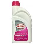 Фото антифриз sintec premium g12+ -40°с (1kg) охлаждающая жидкость