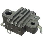 Фото регулятор генератора toyota 27700-58010 24v (s05d, 1hz, 1hd) электрика