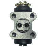 """Фото тормозной цилиндр рабочий yuholi mb060581 - mmc canter '80-'95 (r.lh.a) 1-1/8"""". задний левый, без прокачки. цилиндры тормозные рабочие"""