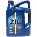 Фото масло моторное zic x5 diesel 5w-30 ci-4 (4л) моторные масла